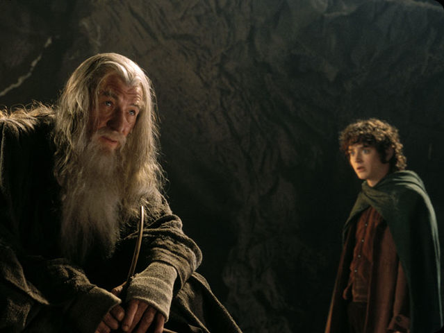 LOTR – What to do with the time that is given to us